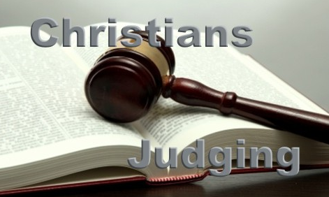 Can Christians Judge OtherChristians?